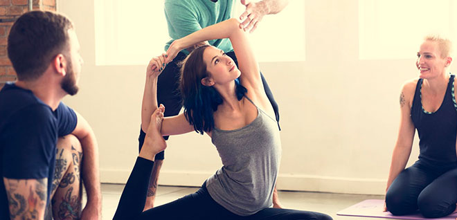 Yoga Teacher Training 200RYT